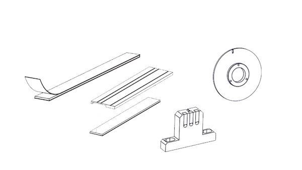 Accessori per sistemi magnetici