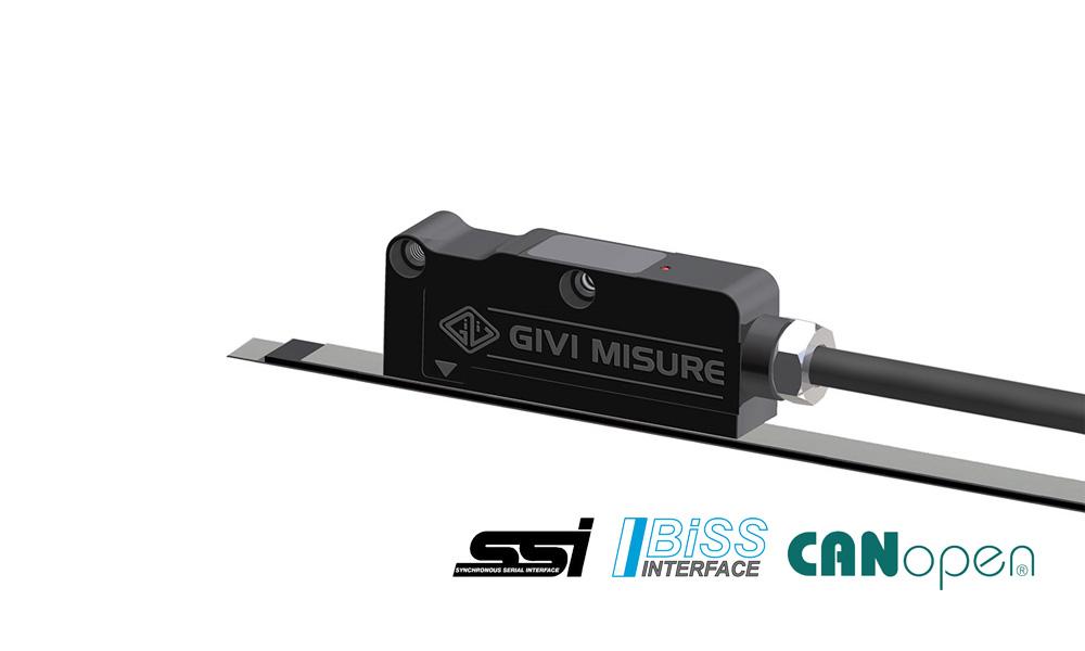 Sensore magnetico lineare
